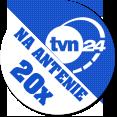Gratulacje! 20 materiałów wykorzystanych na antenie